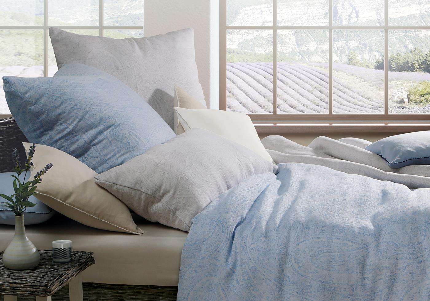 fleuresse Bettwäsche in einem klassischen Stil