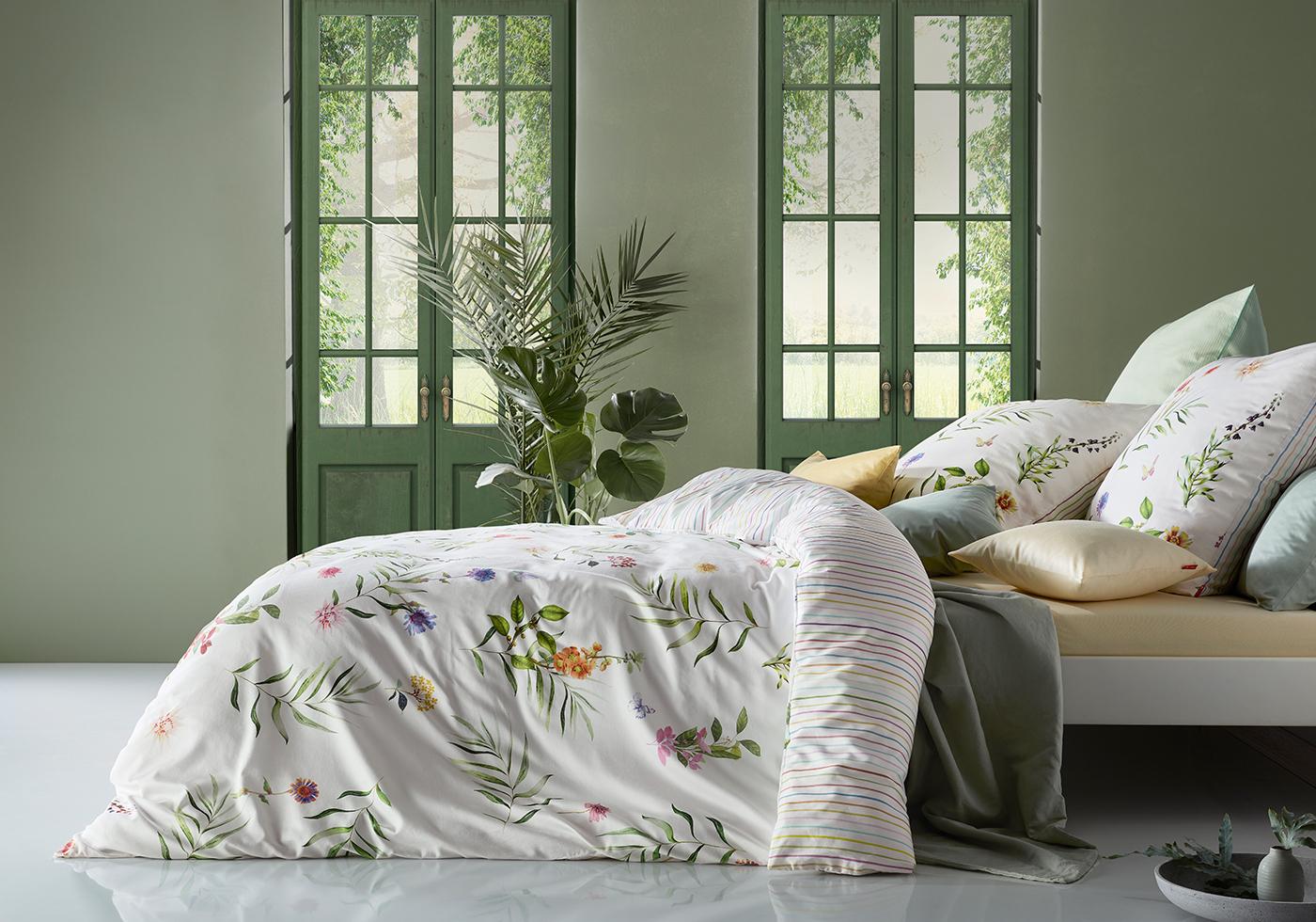 Moderne fleuresse Marken Bettwäsche
