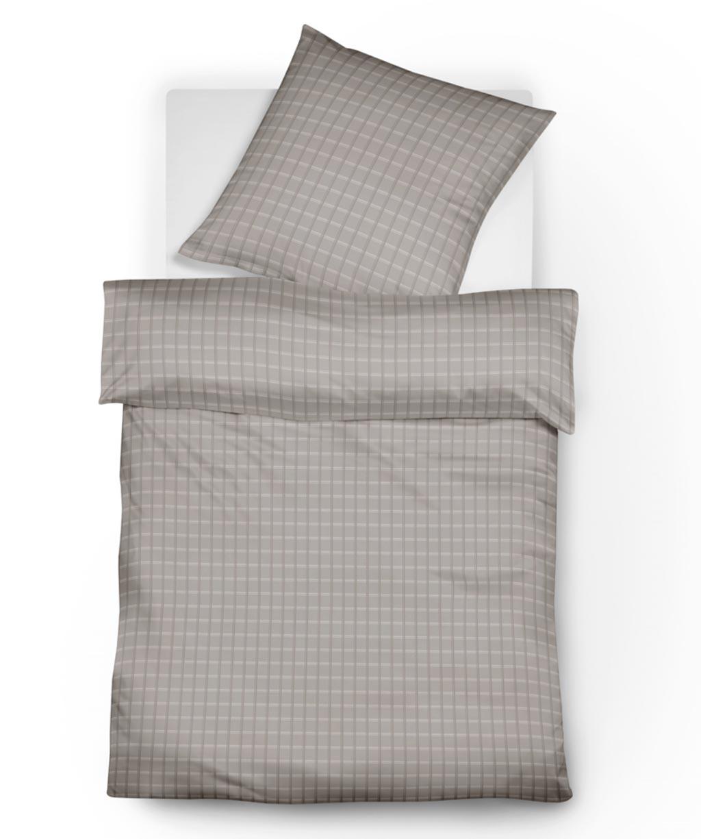 Leichte Kinderbettwäsche aus edlem Batist mit Reißverschluss