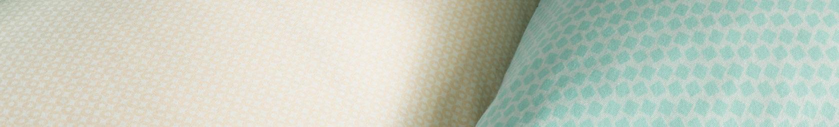 Jersey Kissen bügelfrei fleuresse
